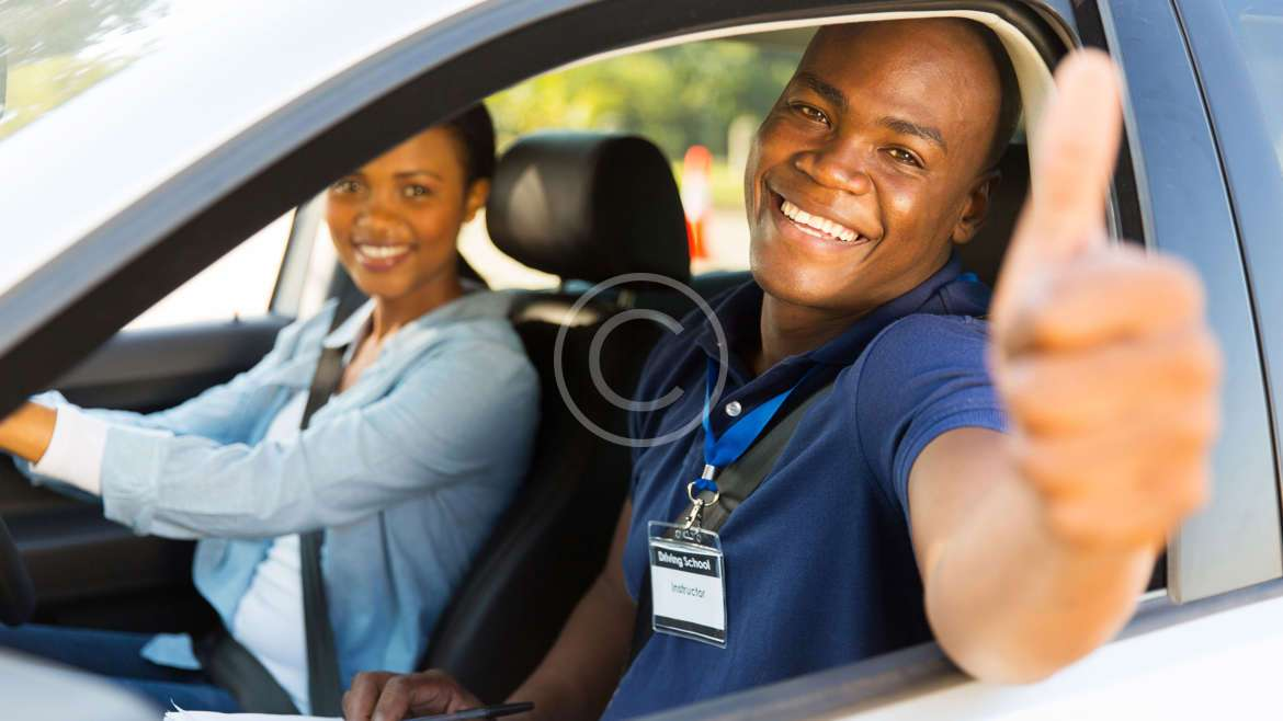 The Basics Of Taking Driving Lessons